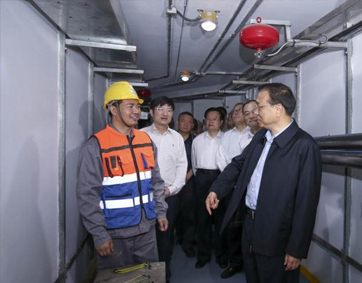 SANJIANG fire alarm application in the city underground comprehensive pipeline